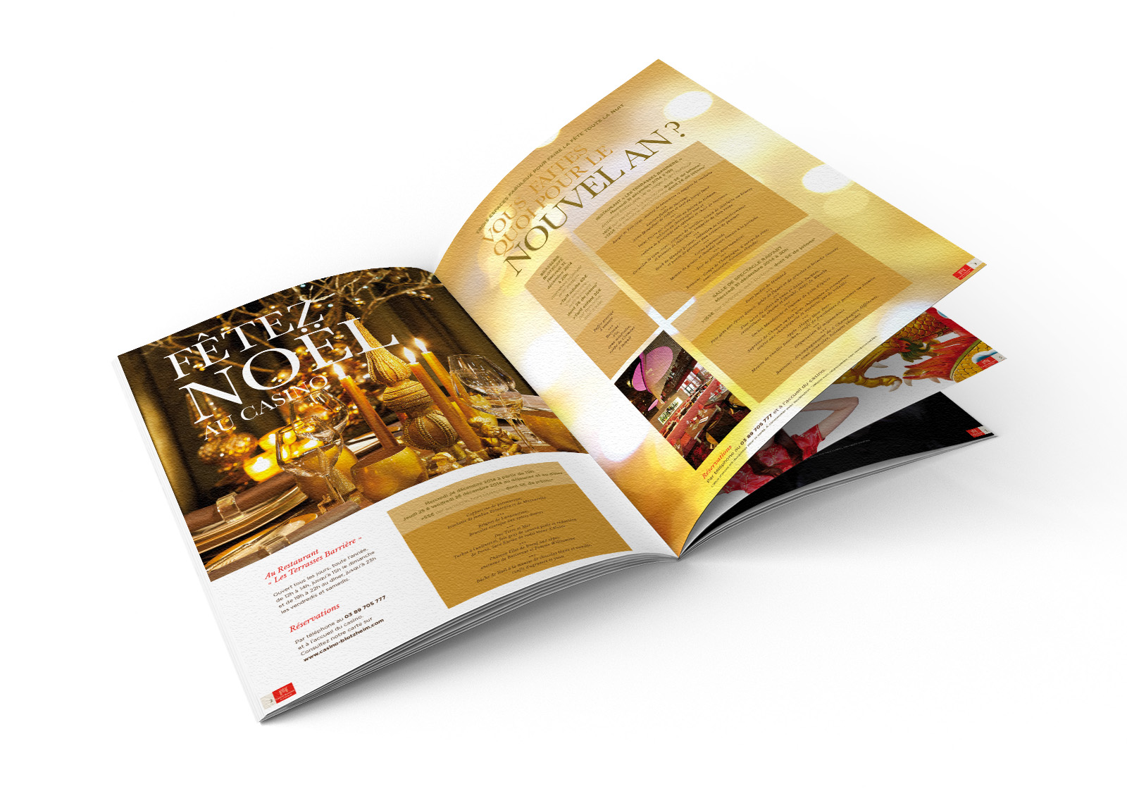 Brochure Groupe Barrière
